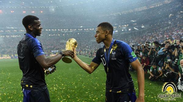 المنتخب الفرنسي يتوج بكأس العالم للمرة الثانية في تاريخه