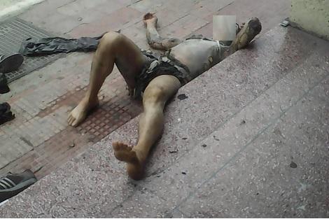 أكادير : وفاة الستيني الذي أضرم النار في جسده بحي الداخلة