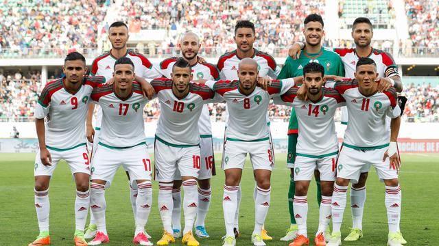 """المنتخب المغربي يتراجع في تصنيف """"فيفا"""""""