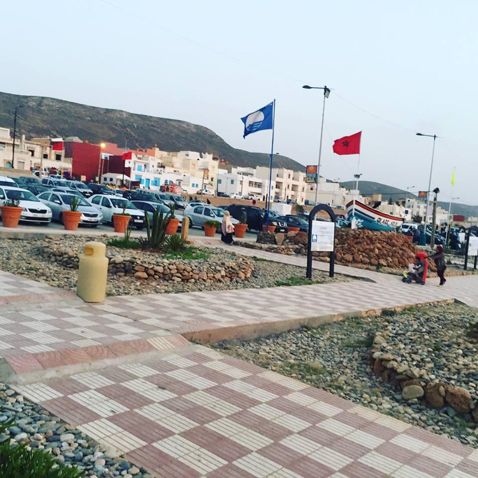 أكلو : تماس كهربائي يتسبب في اندلاع حريق في «معرض » بشاطئ سيدي موسى