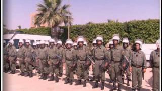 في هذه الأثناء.. تعزيزات أمنية مهمة تتوجه إلى مدينة سيدي إفني