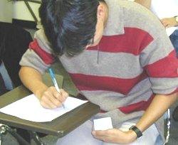وزارة التربية الوطنية تكشف عن لوائح 3112 من المضبوطين في عمليات الغش  خلال امتحانت الباكالوريا ( االلوائح رفقته)
