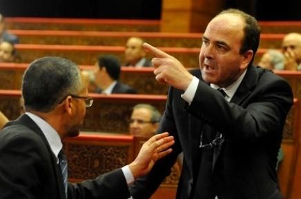 بنشماس زعيم الاصالة والمعاصرة بالمستشارين يتهم 5 وزراء بالتهرب من حضور جلسات البرلمان