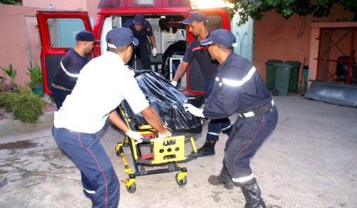 حادثة سير مميتة بأكني إمغارن: سقوط سيارة أجرة ووفاة سائقها، فيما امرأة وبنتها في حالة خطيرة