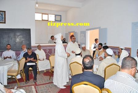 جمعية رعاية المدرسة العتيقة بالمسجد الكبير بتيزنيت تنتقد المهندس المعماري المكلف بترميم المسجد
