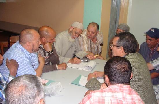 عاجل: اعضاء المكتب الجديد لجمعية رعاية المسجد الكبير