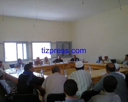 انسحاب جمعيات تنموية في اجتماع دعت إليه السلطة المحلية بأيت احمد بإقليم تزنيت