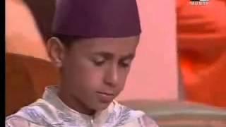 الطفل مروان أو عبد الباسط المغربي