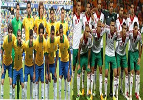 المغرب : من وحي كأس القارات 2013
