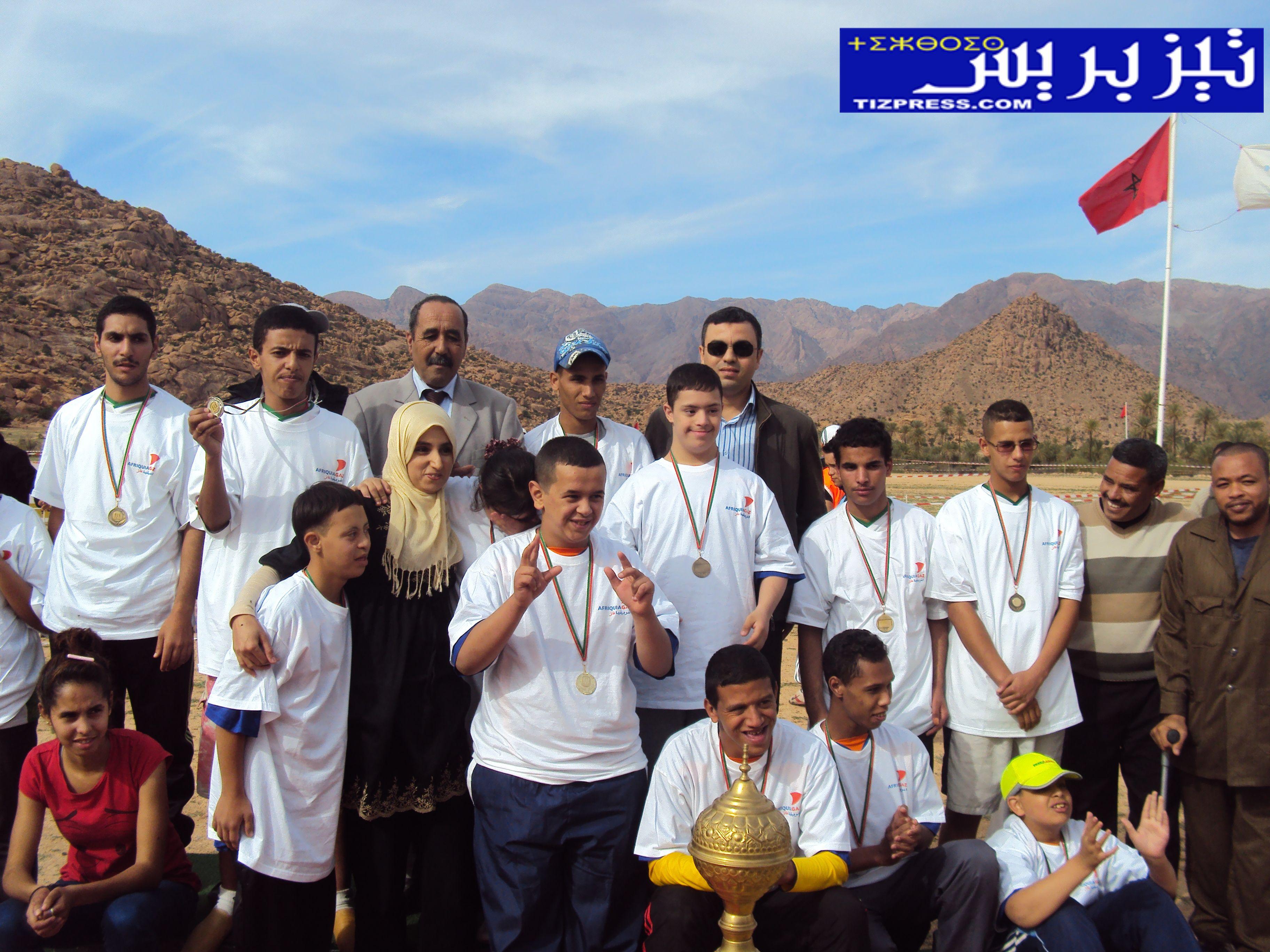 الرياضة المدرسية والرياضة المدنية في أفق شراكة فاعلة بجهة سوس ماسة درعة
