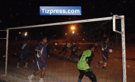 انطلاق الدوري المصغر في كرة القدم للقطاعات الإدارية بتيزنيت