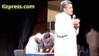 مسؤول حركة التوحيد والإصلاح بتيزنيت في الأمسية القرآنية ـ رمضان2013