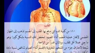الفوائد الصحية للصوم