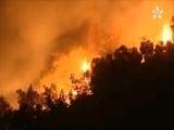 حريق غابة أمسكروض