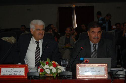 أمن أكادير يقمع مناهضي الانقلاب في مصر ويرهب ساكنة أكادير