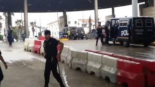 اعتداء الأمن الإسباني على سيدة مغربية في مدينة مليلية المغربية المحتلة