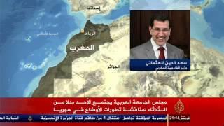 العثماني وضرب سوريا