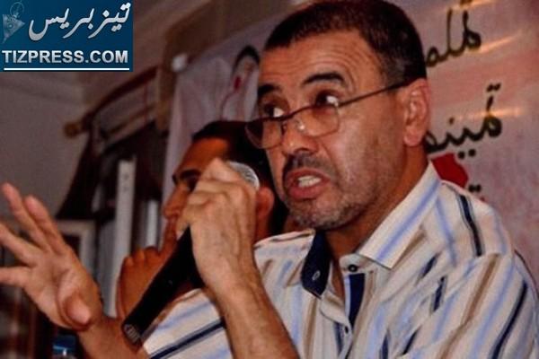 """عبد العزيز أفتاتي: هاذي ماشي حكومة والله """"يلعن بو الذل"""""""