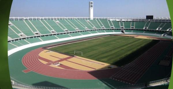 تقرير عن ملعب أكادير قبل افتتاحه غدا ( فيديو )