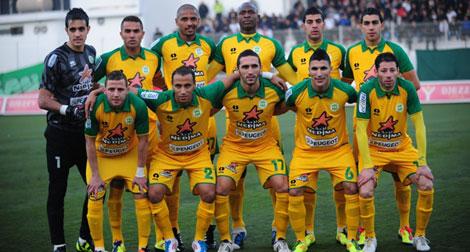 شبيبة القبائل الجزائري يواجه حسنية أكادير في افتتاح الملعب الكبير