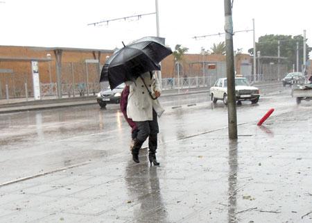 توقع أجواء ممطرة بالمغرب ابتداء من يوم غد الجمعة