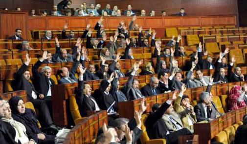 مجلس النواب يصادق بالأغلبية على مشروع قانون المالية ل 2014