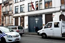 مواطن مغربي حاول حرق نفسه بالقنصلية المغربية ببروكسيل بسبب عقد ازدياد وذلك لجهله القانون
