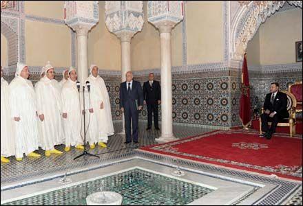 """""""الدحا صالح """"عامل إقليم سيدي افني وإسم """"مماي باهيا"""" اختفى من مناصب الحركة ورسميا هذه لائحة الولاة والعمال التي عينها الملك"""