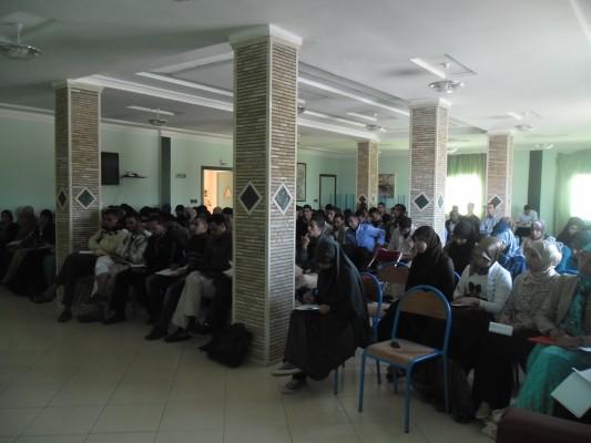 تيزنيت تستضيف الملتقى التكويني السابع لمنظمة التجديد الطلابي فرع أكادير