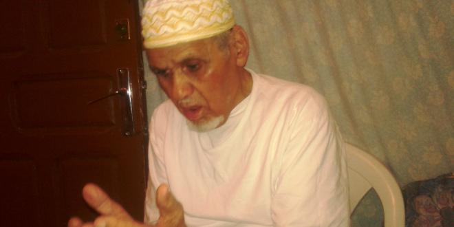 الرايس أحمد امنتاك  في ذمة الله