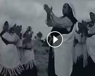 بالفيديو : شاهد أحواش نساء تيزنيت سنة 1970