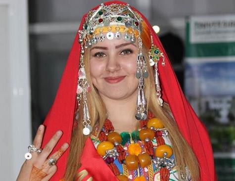 هذه هي صور الفائزة بلقب ملكة جمال الامازيغ لهذه السنة