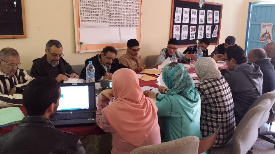 سيدي إفني : جمعية الأخصاص تراسل رئيس الحكومة لتفعيل الطابع الرسمي للأمازيغية