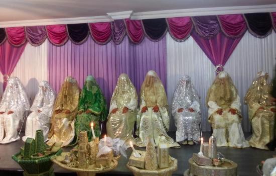 أكادير تحتضن حفل زفاف جماعي للمعوزين بتقاليد سوسية