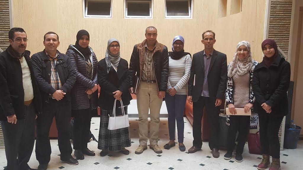 تيزنيت:أساتذة اللغة الامازيغية يُؤسسون مكتب الفرع الاقليمي لهم