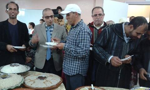 تيزنيت :جمعية حي دوتركا تنظم أنشطة إحتفالية برأس السنة الأمازيغية