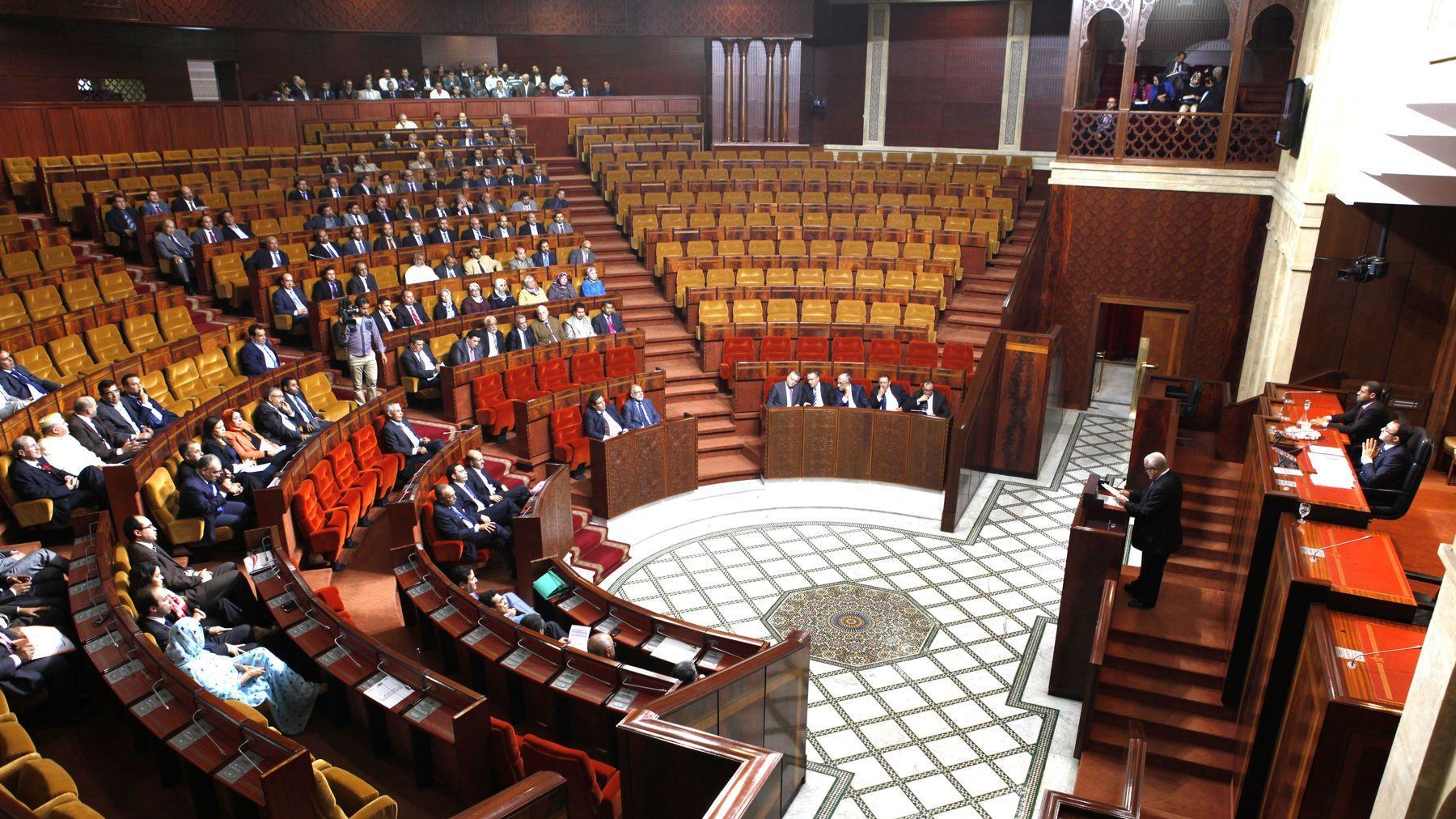 مجلس النواب يحسم الولاية المغربية على الحدود البحرية