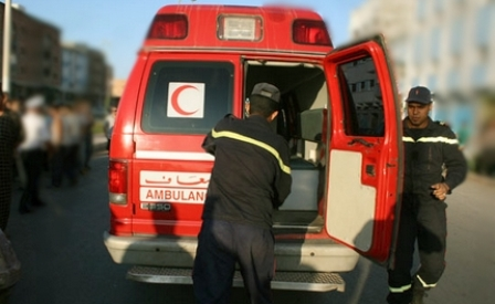 مقتل شخص وإصابة سبعة آخرين بجروح في حادث سير ببويزكارن