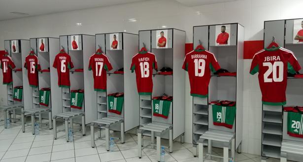 التشكيلة الرسمية للمنتخب الوطني للاعبين المحليين أمام غينيا