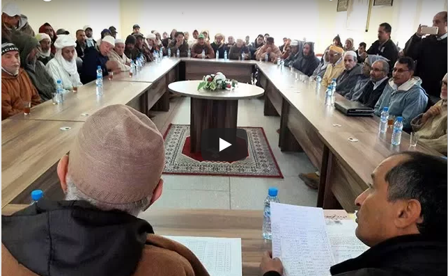 رئيس الجماعة الترابية لتيزغران: لن نقبل باستحداث محمية قنص بإداوسملال ( فيديو )