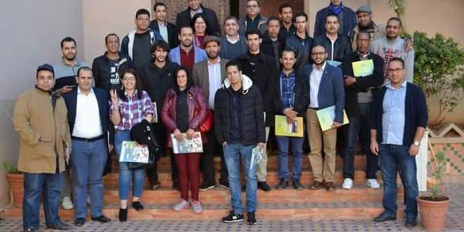 بلاغ حول انعقاد المجلس الوطني لأزطا أمازيغ – دورة محمد مونيب وصدور التصريح السنوي بخصوص وضعية الأمازيغية في المغرب سنة 2017