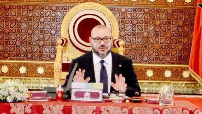 الملك محمد السادس مريض بالتهاب الرئتين الفيروسي الحاد