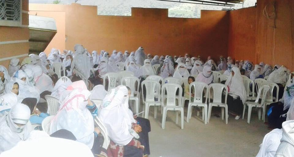 أكثر من 800 مستفيد في حملة طبية بتافراوت المولود