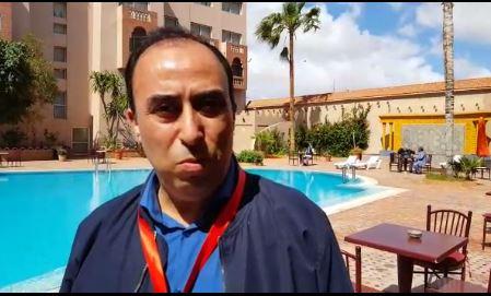 تيزنيت : تصريح نائب رئيس جمعيةAMDT على هامش افتتاح النسخة الثانية من المؤتمر الوطني لطب الأسنان