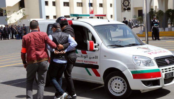الراشيدية : توقيف شخصين وحجز نصف طن من مخدر الشيرا بحوزتهما