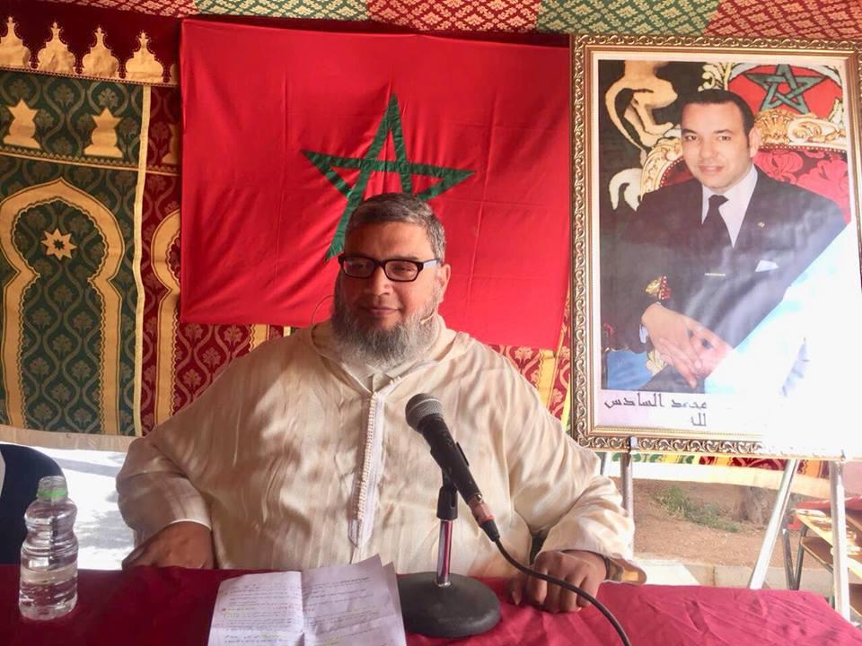 من تيزنيت …الشيخ حماد القباج يهنئ الشعب المغربي بحلول شهر رمضان الأبرك