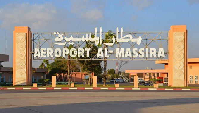 ارتفاع مستعملي مطار المسيرة ـ أكادير بـ25%