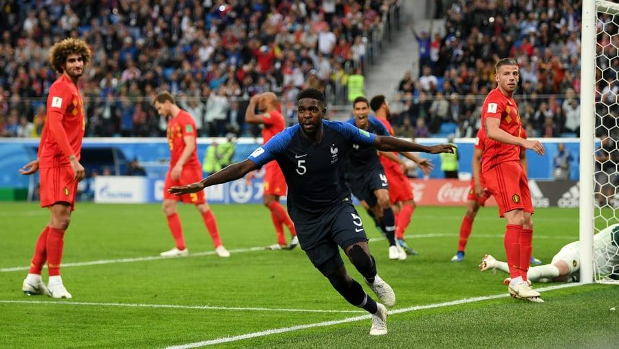 فرنسا تتأهل إلى نهائي كأس العالم للمرة الثالثة في تاريخها
