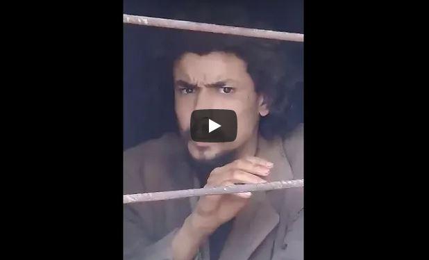 تيزنيت : الدرك يحقق في مقطع فيديو يظهر مختلا عقليا في وضعية مزرية داخل بيت مهجور