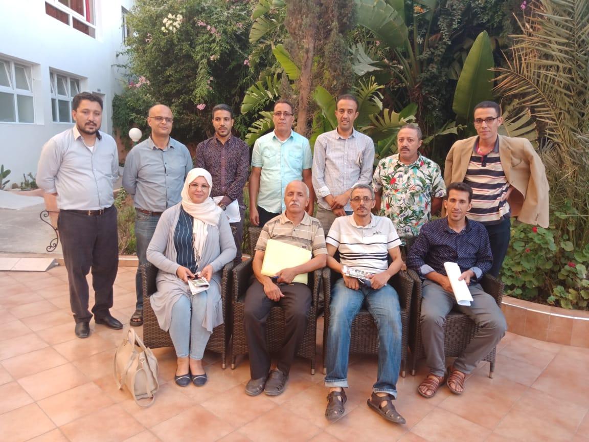 أكادير : أحمد أرحموش على رأس أكاديمية تيهيا للتأهيل